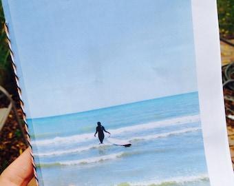Indiana Surf Girl Zine