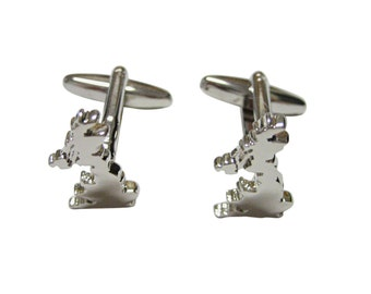 Great Britain Map Shape Cufflinks