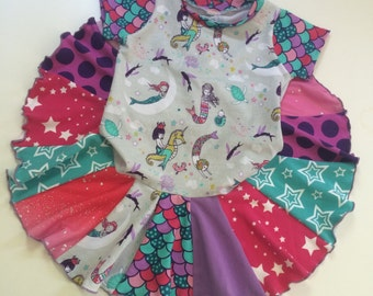 Tessa Twirly Dress - Spin Dress - Summer Dress