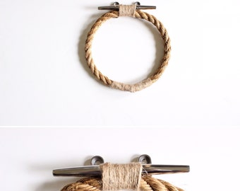Rope Towel Holder