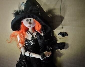 Maxine ~ OOAK Art Doll