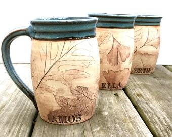 Wedding Party Personalized Mugs