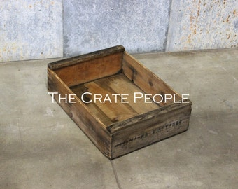 Vintage Wood Crates - Short Grape Crate - THOUSANDS in Stock