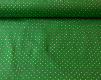 Mint Pinhead - Dots -  Michael Miller Fabric 1 Yard