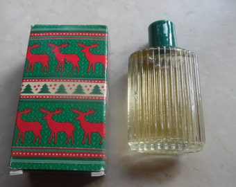 vintage Avon wild country cologne  box and full bottle great condition