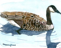 Canada Goose hats online store - Popular items for canada geese art on Etsy
