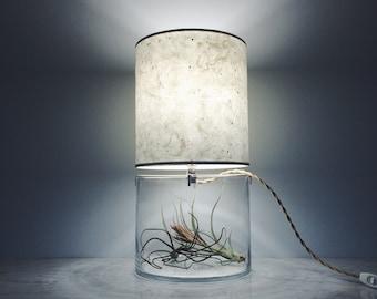 Large Round Vessel Lamp
