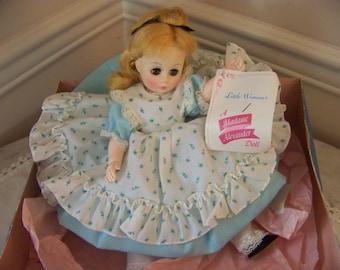 Amy Madame Alexander 12 inch doll
