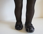 Made To Fit Like American Girl Doll Clothes; Doll Black Fishnet Tights; Doll Black Tights; Doll Fishnet Tights; Doll Tights