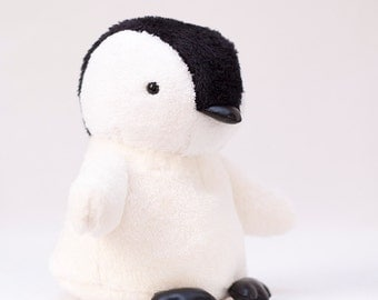 Penguin Stuffed Animal Soft Toy Plush Animal toy for children Plushie Happy Feet Softie Baby Shower Gift for Kids Super Soft Stuffed Toy