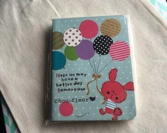 San-X Chou-Fleur Notebook