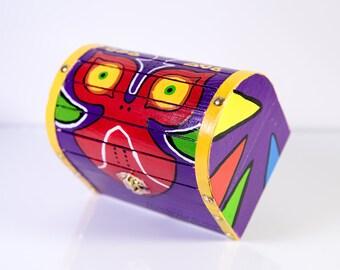 Legend of Zelda - Majora's Mask Treasure Box