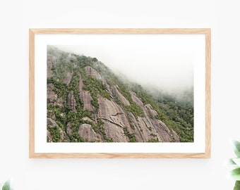 Mountain Cliff Printable Wall Art Instant Download Landscape Photo Wall Decor Modern Wall Art Printable Art Poster Digital Download Cliff