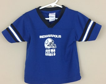 Vintage 1990s Indianapolis Colts Football Jersey - Children, Toddler, Baby