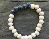 Handmade Wooden Energy Bracelet
