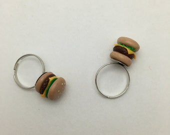 Cheeseburger Ring