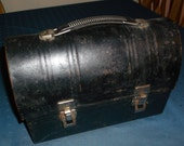 """Vintage 1940's Dome top """"dinner bucket"""", or """"lunch box"""""""