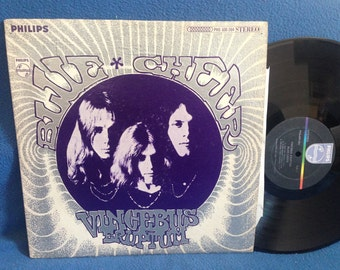 "RARE, Vintage, Blue Cheer - ""Vincebus Eruptum"", Vinyl LP Record Album, Original 1st Press, Psych Garage Rock, Summertime Blues, Rock Me Baby"