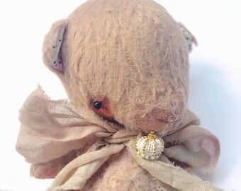 Creme Brulee Bear