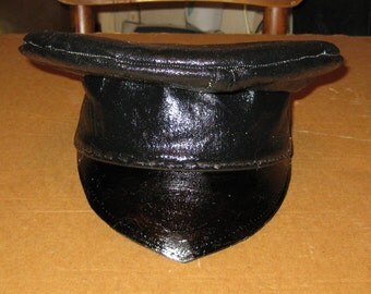 Civil War Painted Wheel Hat