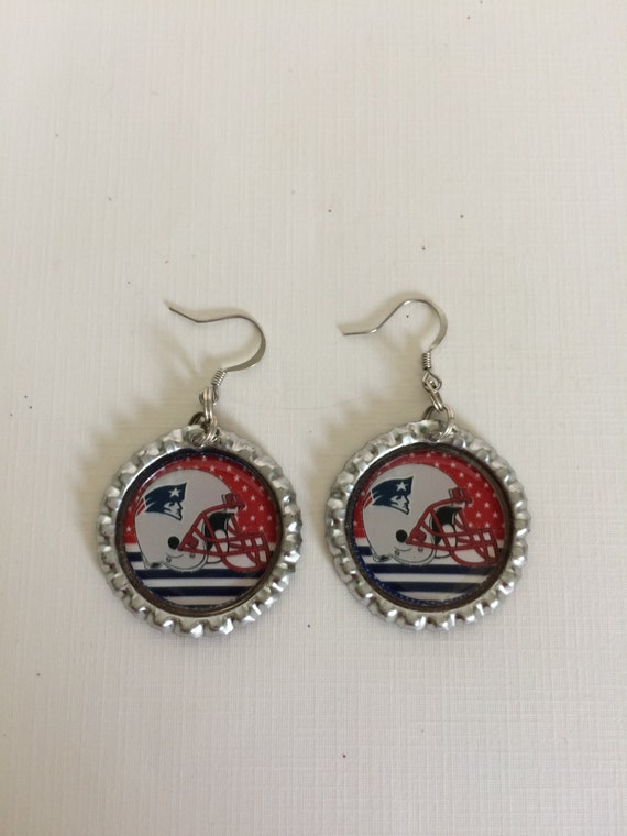 patriots earrings new patriots earrings new patriots new 9410