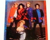 "Heart - ""What About Love"" - ""If Looks Could Kill"" - Hard Rock - Power Pop - Capitol Records 1985 - Vintage Vinyl LP Record Album"