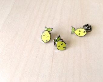 Lil Lemon Pin