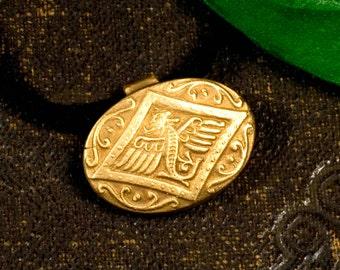Pendant, Dragon, Celtic from 100% bronze