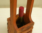 Wine Tote-Wine Carrier-Wine Display-Wine Rack-Beverage Carrier