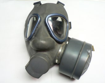 Gas Mask     Stay Safe