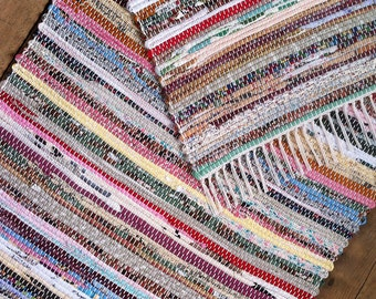 2x4 Rag Rug / Project Remnants