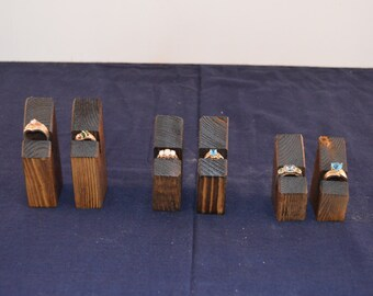 Single Ring Stand / Ring Display / Jewelry Store Ring Display / Jewelry Store Ring Holder