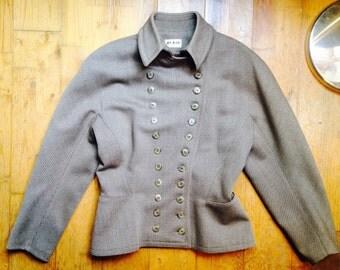 Alaia wool jacket size Small