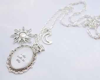 Grisha Cluster Necklace