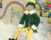 Almost Buddy Costume for Christmas Elf doll