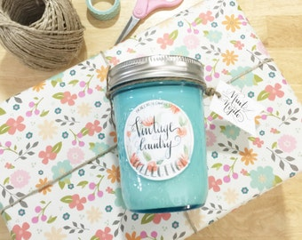 Wholesale Soy Candles  - Soy Candle - Wholesale Listing for Your Boutique / Gift Shop