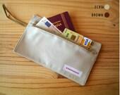 Secret waist wallet / Travel secret pocket