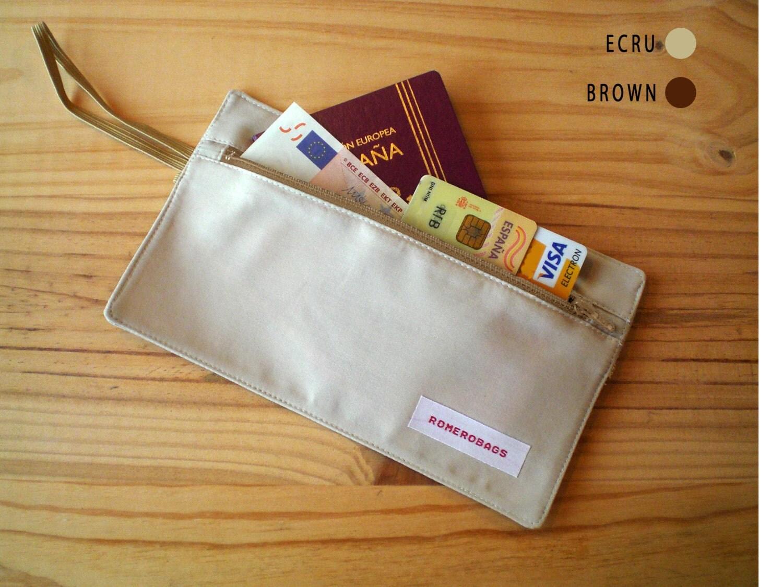 Secret waist wallet travel secret pocket for Travel gear hidden pocket