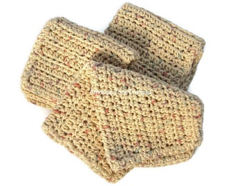 Dishcloth Crochet Pattern Easy Pdf Washcloth, Flannel, Face cloth, USA terms (UK available) - Beginners Crochet - designed in Ireland