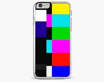 iPhone 7 Case, iPhone 7 Plus Case, Tv Nightmare iPhone case, Retro iphone 7 cases, iPhone 6s case, iPhone 6 plus cover