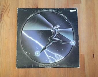 "Dragon Fly by JEFFERSON STARSHIP Vintage Vinyl (1974) Grunt Records 12"""