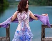 Alternative wedding dress Non-traditional wedding dress Bohemian wedding dress