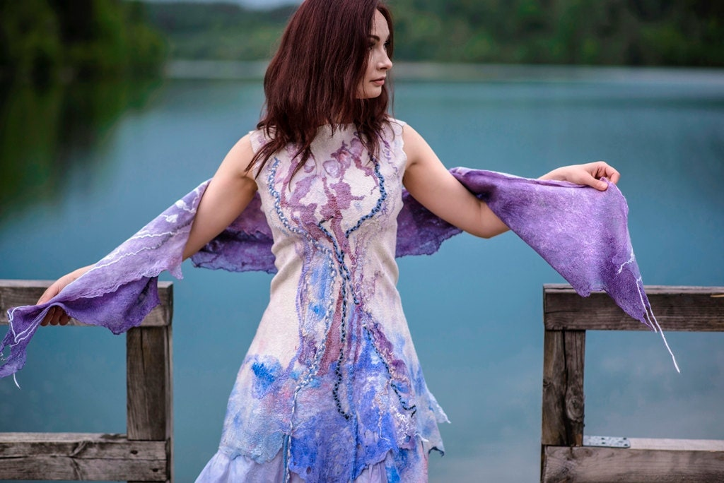 Alternative Wedding Dress Non-traditional Wedding Dress