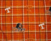 Tennessee Mascot Pillowcase