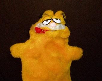"Garfield ""Party Animal"" Plush Hand Puppet"