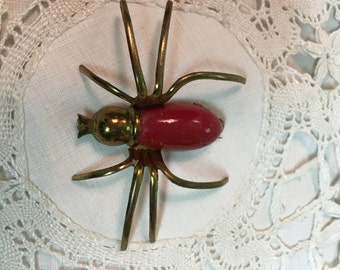 Fabulous Spider Pin