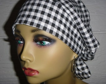Chemo Hat, Chemo Headwear,Chemo Cap,Surgical Hat,Cancer Headwear,Alopecia,Womens Hats,Bonnet,Slouchy,Cloche,Bouffant,Womens CottonHat