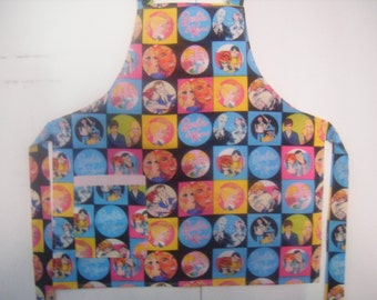 Barbie & Ken  Kids  Apron