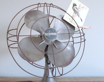 Mid Century Kenmore Fan - Not Working