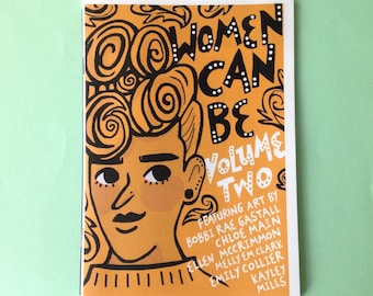 Women Can Be... Vol. 2 - Collaborative Zine